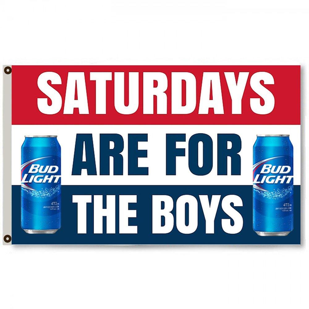 2But Bud Light Bud Beer Flag Banner 3x5Feet