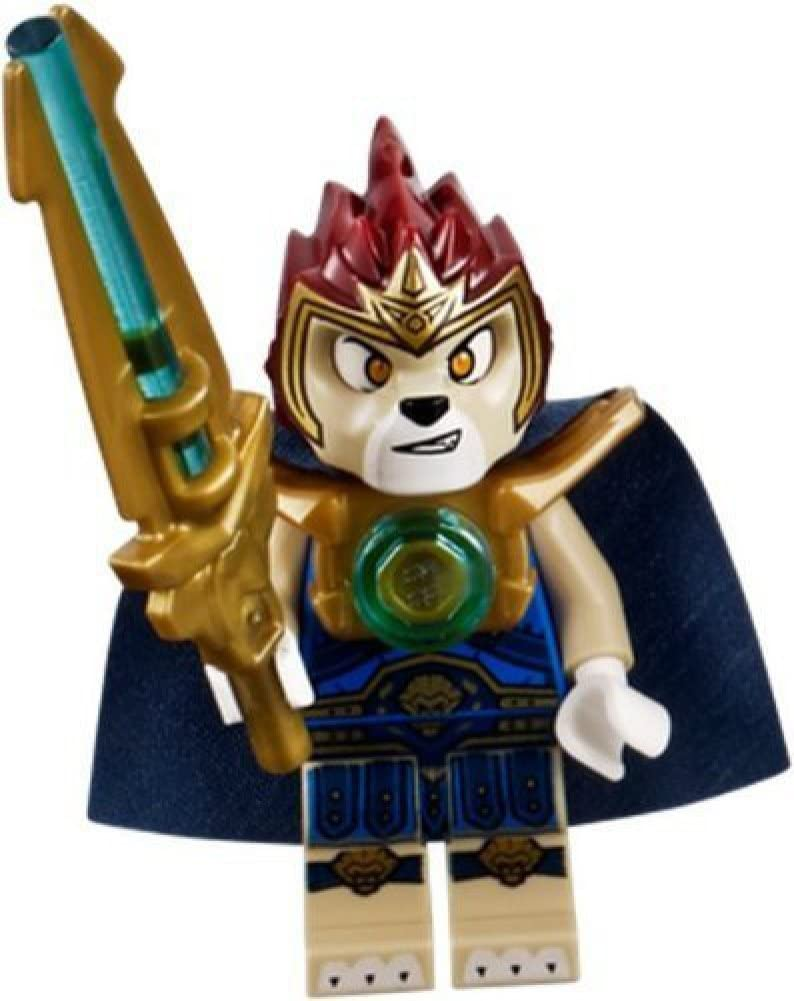 Amazon Com Lego Legends Of Chima Minifigure Laval Lion With Cape And Sword Toys Games