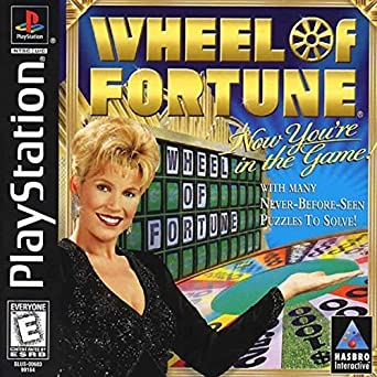 Wheel of fortune playstation: playstation: computer and video.
