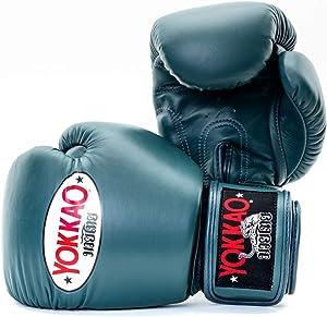 Best Muay Thai Gloves - Ringside Apex Training Gloves Gel Sparring