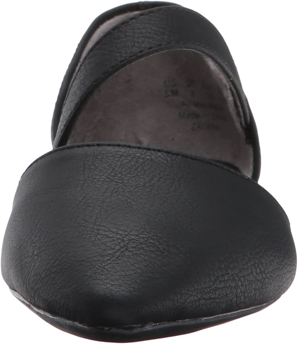 LifeStride Womens Zalana Pointed Toe Flat