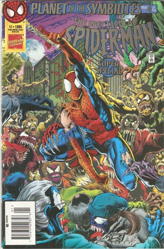 The Spectacular Spider-man Super Special: Planet of the Symbiotes Part 4 of 5 Vol. 1 Sept. 1995