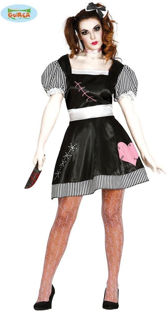 Disfraz de pepona muñeca muerte: Amazon.es: Juguetes y juegos
