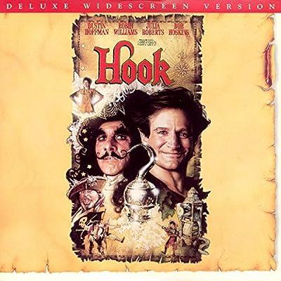 Amazon Com Hook Laserdisc Movies Tv