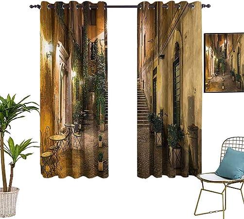 Safavieh Courtyard Collection CY5139D Black and Beige Indoor Outdoor Round Area Rug 6 7 Diameter