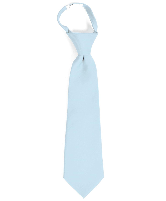 Boys solid tie