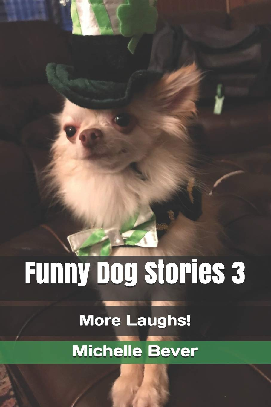 Funny Dog Stories 3: More Laughs!: Michelle Bever: 9781793888891