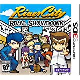River City: Rival Showdown (Limited Riki Keychain Edition) - Nintendo 3DS