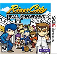 River City: Rival Showdown (Limited Riki Keychain...