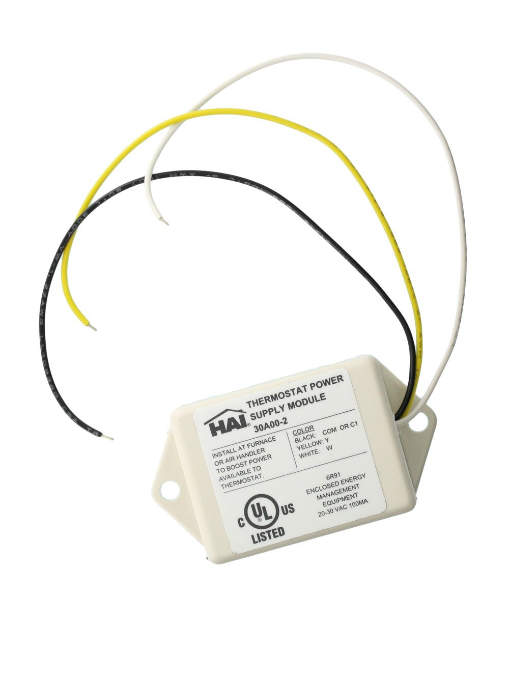 leviton 30a00 2 omnistat2 thermostat power supply module household