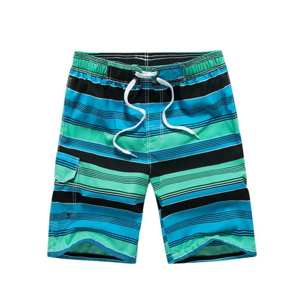 Yangsch Men Beach Shorts Fashion Summer Male Boardshorts
