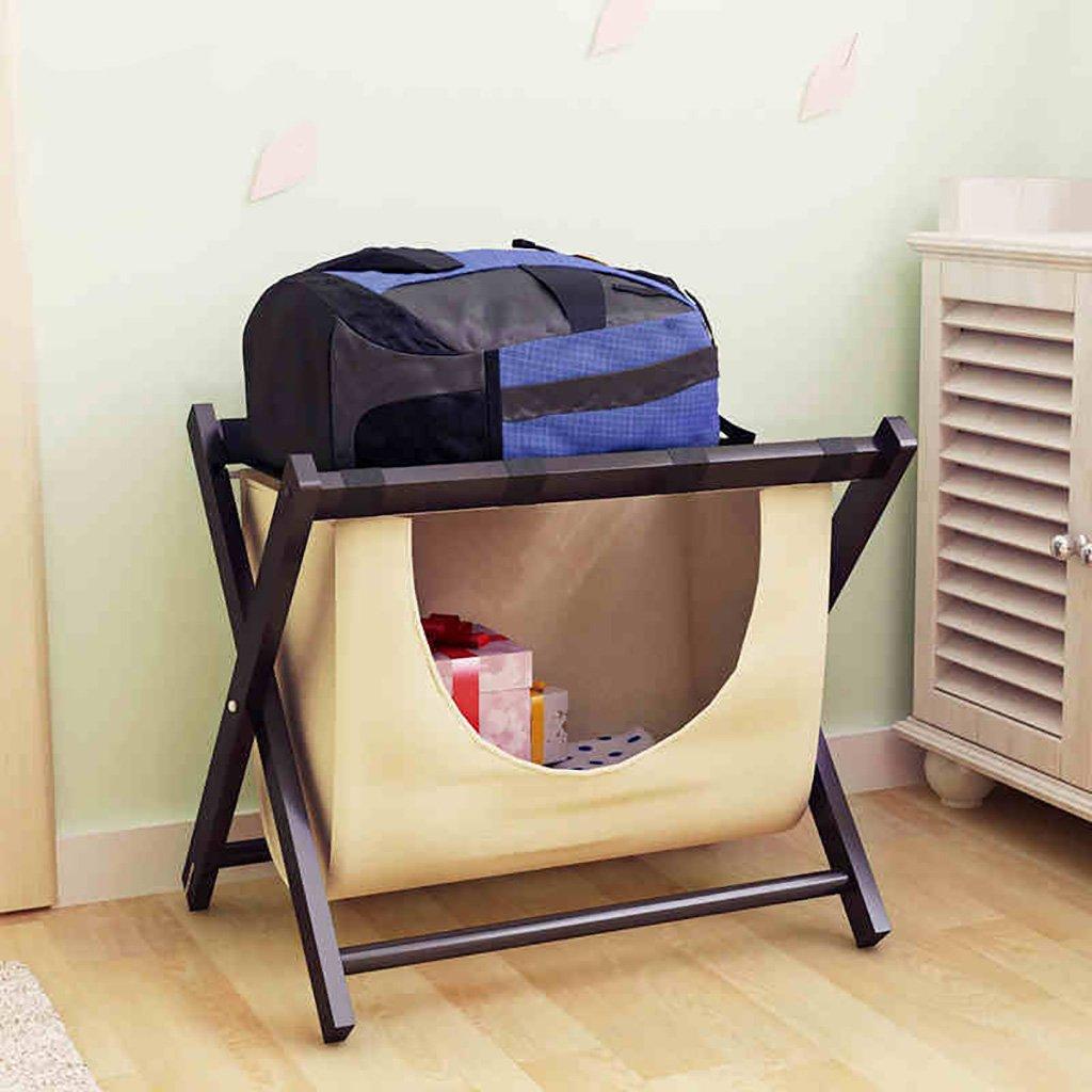 Porte-bagage Étagère à bagages pliable -Pliante en Porte-bagages de bagages Valise Pliable Chaises pliantes