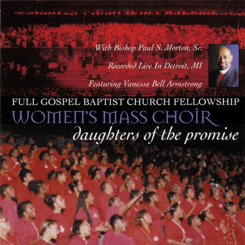 Daughter's of the Promise (Live) [feat. Vanessa Bell Armstrong] (Let It Rain Paul Morton)