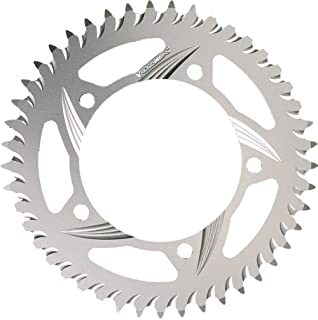 product image for Vortex Aluminum Rear Sprocket - Silver - 34T, Sprocket Position: Rear, Sprocket Teeth: 34, Color: Silver, Material: Aluminum, Sprocket Size: 420