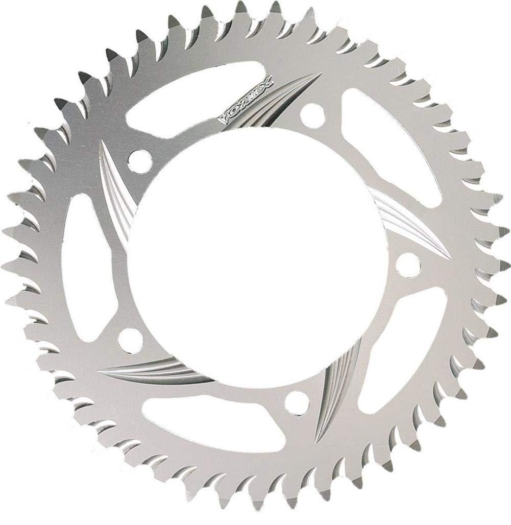 420 // 36T for 14-19 Honda Grom Vortex Aluminum Rear Sprocket Silver