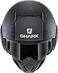 SHARK Helmets STREET-DRAK Tribute RM Matte Helmet