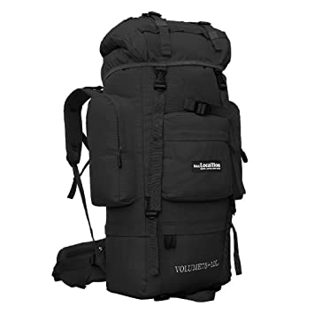 Amazon.com : Paladineer Outdoor Sport Internal Frame Backpack 85 ...