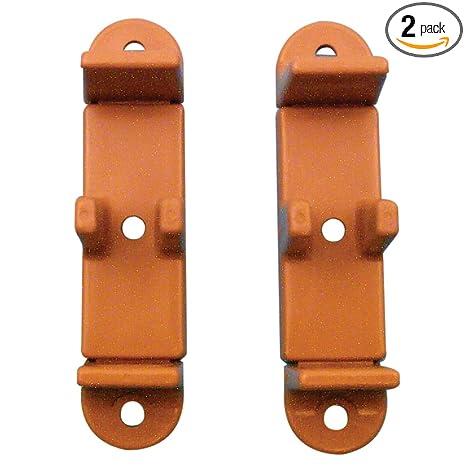 Pack of 2 Slide-Co 161934 Bi-Fold Door Bottom Pivot,