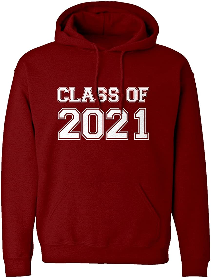 Indica Plateau Class of 2021 Unisex Adult Hoodie