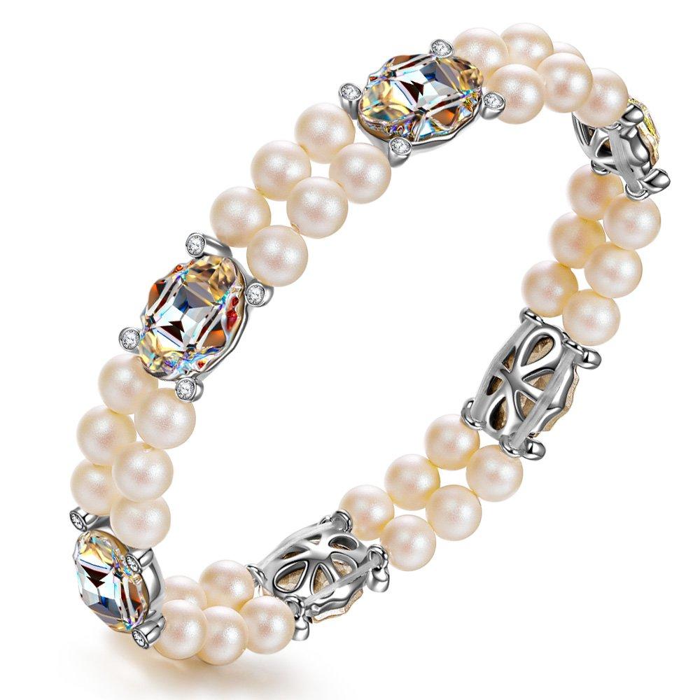 Susan Y Ode to Joy Armband Damen mit Kristallen von Swarovski ...