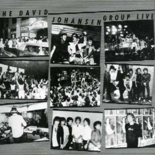 The David Johansen Group Live by LEMON RECORDS (Image #2)