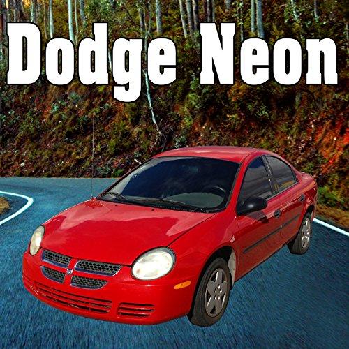- Dodge Neon, Internal Perspective: Parking Brake Disengaged