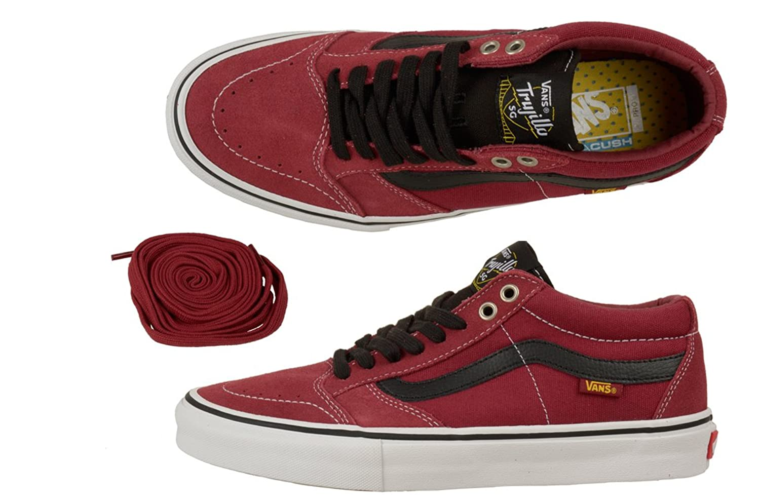 Vans TNT salon