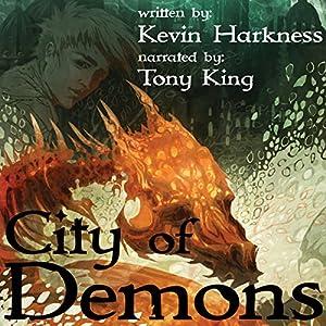 City of Demons Audiobook