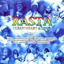 Rasta: Clean Heart & Love, Volume 1 by Sizzla