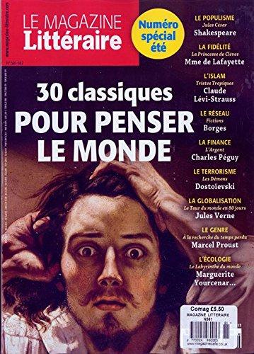 Magazine Litteraire France