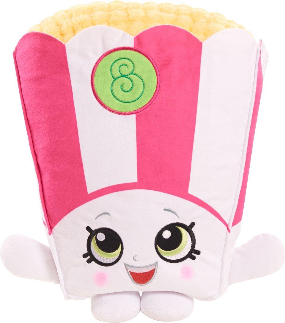 Just Play Shopkins Cuddle Plush Poppy Corn 24137