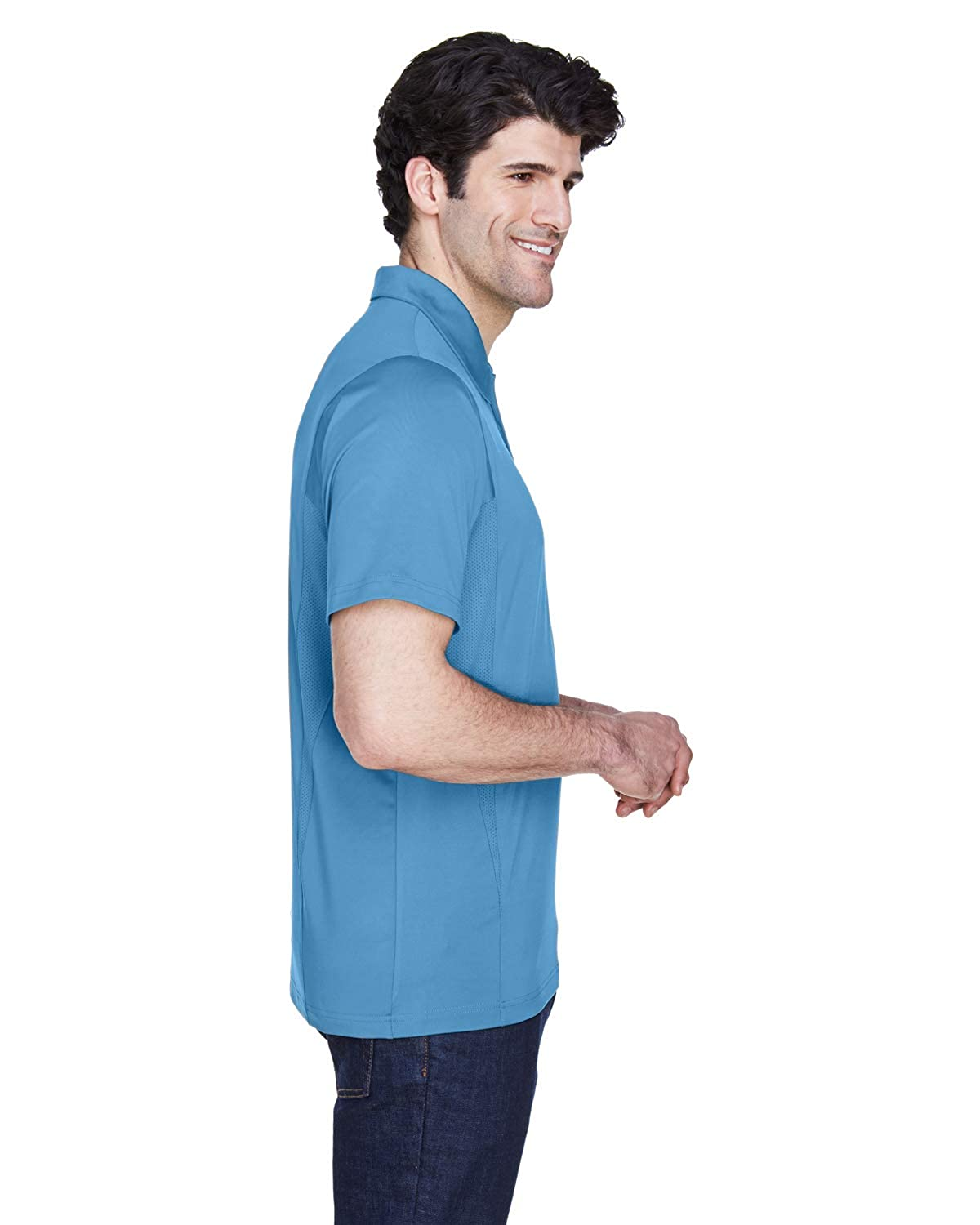 TT20 Team 365 Mens Charger Performance Polo