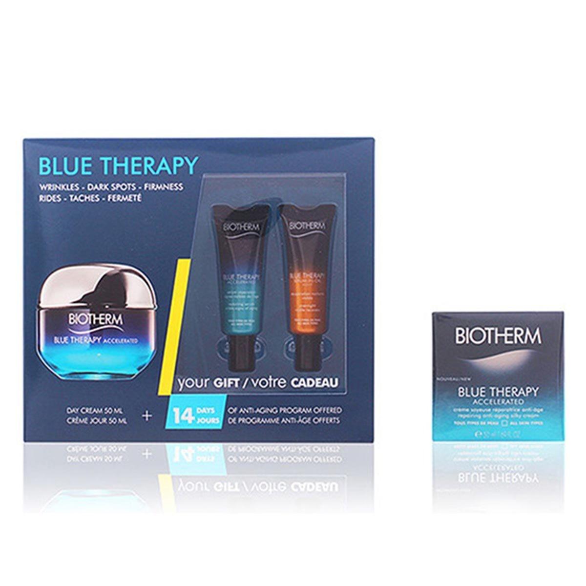 Biotherm - Estuche de regalo blue therapy: Amazon.es
