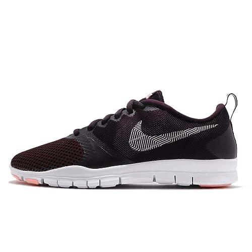 super popular a2331 71f1d Nike Wmns Flex Essential TR, Scarpe da Fitness Donna, Multicolore  Ash/Burgundy Crush 601, 35.5 EU: Amazon.it: Scarpe e borse