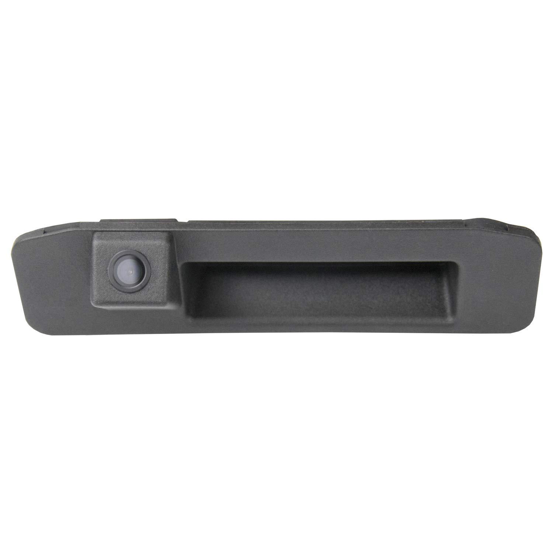C/ámara de visi/ón Nocturna HD 720p con visi/ón Trasera Impermeable para monitores universales para Mercedes Clase A A180 A200 A260 W176 CLA C117 GL X166 ML W166 Vito W447 RCA