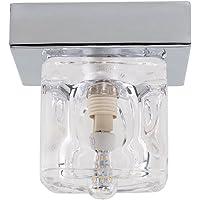 MiniSun - Moderno plafón de cristal con forma