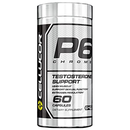 Cellucor P6 Chrome 60 ct Sports Supplements at amazon