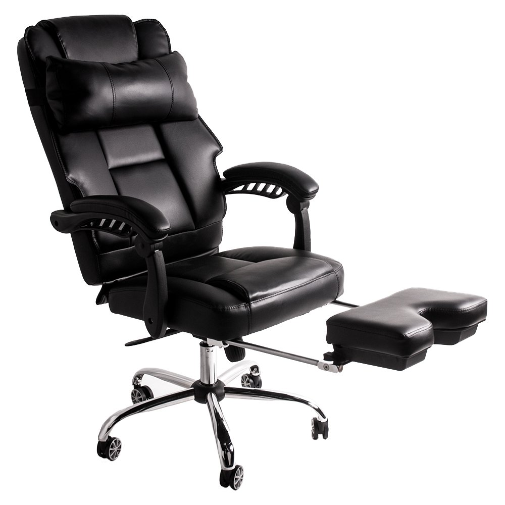Best office chair 2016 - Btm Luxury High Back Executive