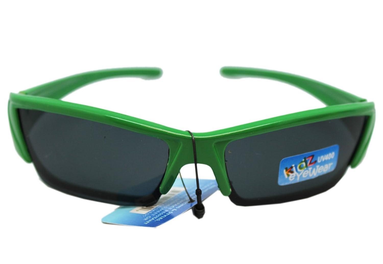 グリーン四半期フレームKidzアイウェアサングラス   B00IOTUUWC