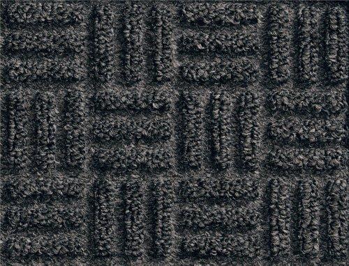 (Andersen 265 WaterHog Masterpiece Select Polypropylene Fiber Entrance Indoor Floor Mat, SBR Rubber Backing, 5' Length x 3' Width, 3/8