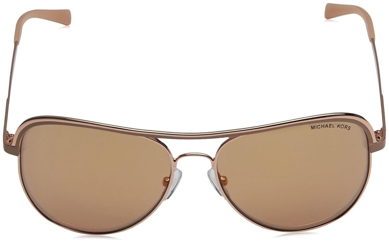 94b5a52319 Michael Kors Womens Unisex 58Mm Sunglasses at Amazon Women s Clothing store