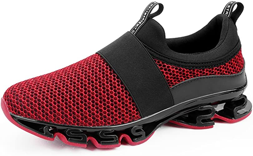 Men Casual  Running Shoes Non-Slip Outdoor Athletic Easy Walking Training Sneake