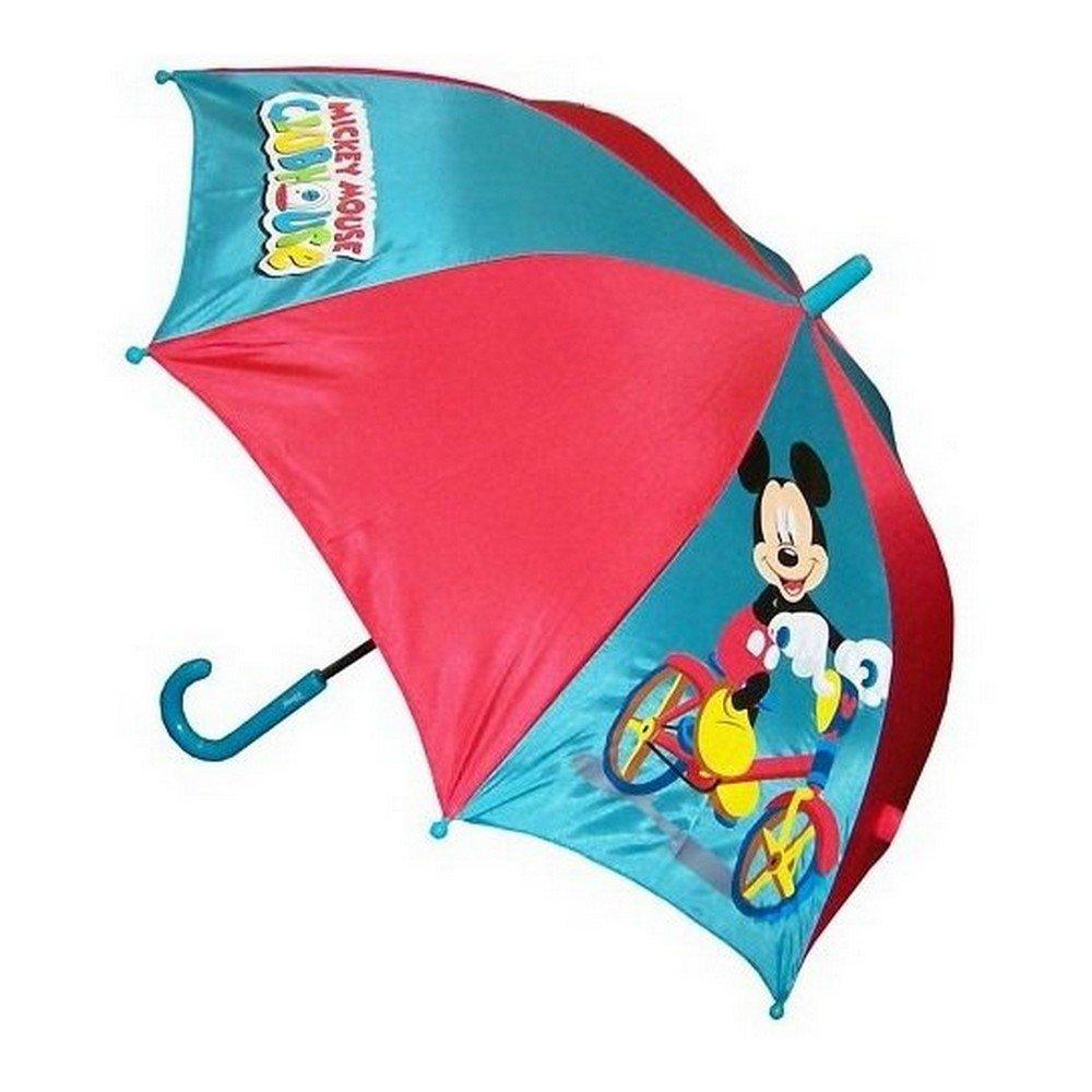 GUIZMAX Paraguas Mickey Mouse Bebé Niño Disney: Amazon.es: Juguetes ...