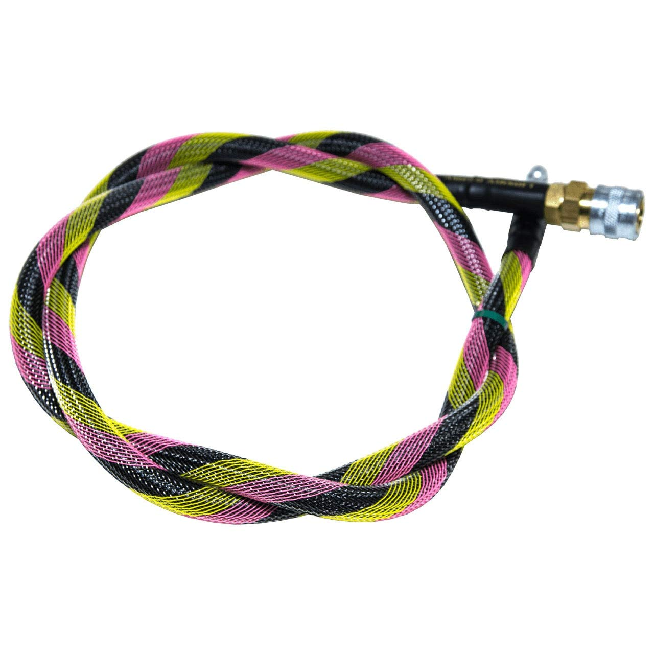 AMPED Airsoft Amped Line | Standard Weave for PolarStar, Wolverine, and Redline HPA Units 42 Inch Fresh Prince by AMPED Airsoft
