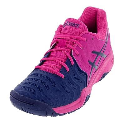 ASICS Kids Girl s Gel-Resolution¿ 7 GS Tennis (Little Kid Big Kid 94dc4496374