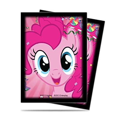 Amigo Spiel + Freizeit Ultra Pro My Little Pony Pinkie Pie Protector 84158: Toys & Games