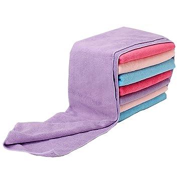 Yinglite de microfibra y rápido Ultra absorbente toalla de baño, playa + piscina toalla,