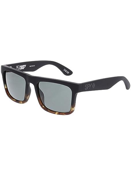c0b5491a16 Spy Men s Mirrored Atlas 673371163863 Black Square Sunglasses  Spy ...