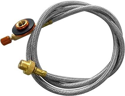 Soldmore7 - Tubo de extensión para barbacoa, accesorio al ...