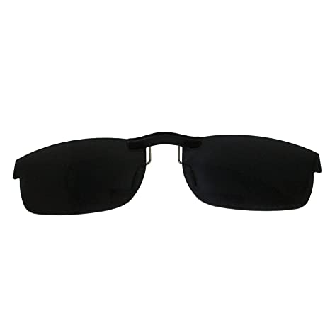 2f35c3bafaa Image Unavailable. Image not available for. Color  Custom Polarized Clip On  Sunglasses for Oakley Metal Plate ...